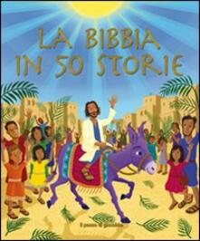 Ristorantezintonio.it La Bibbia in 50 storie Image