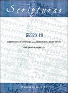Genesi 1-11. Introduzione e commento alla storia biblica delle origini