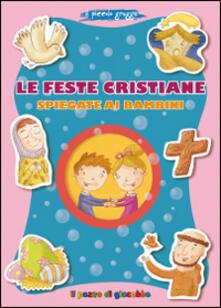 Equilibrifestival.it Le feste cristiane spiegate ai bambini. Il piccolo gregge Image