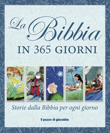 Librisulladiversita.it La Bibbia in 365 giorni. Storie dalla Bibbia per ogni giorno Image