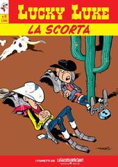 La scorta-Filo spinato sulla prateria. Lucky Luke. Vol. 9