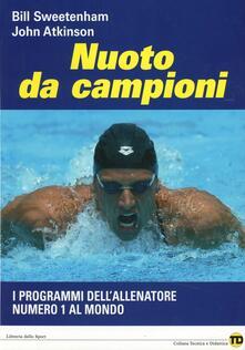 Winniearcher.com Nuoto da campioni. I programmi dell'allenatore numero 1 al mondo Image