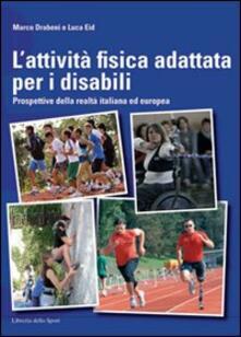 Filippodegasperi.it L' attività fisica adattata per disabili. Prospettive della realtà italiana ed europea Image