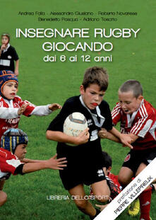 Fondazionesergioperlamusica.it Insegnare rugby giocando dai 6 ai 12 anni Image
