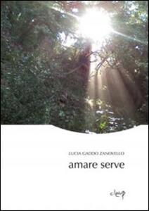 Amare serve