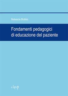 Antondemarirreguera.es Fondamenti pedagogici di educazione del paziente Image