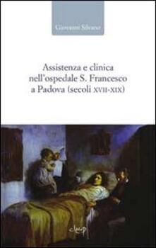 Radiospeed.it Assistenza e clinica nell'ospedale S. Francesco a Padova (secoli XVII-XIX) Image