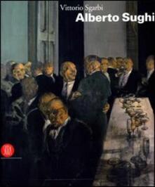 Alberto Sughi - Vittorio Sgarbi - copertina