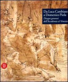 Radiospeed.it Da Luca Cambiaso a Domenico Piola. Disegni genovesi dell'Accademia di Venezia Image