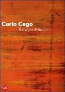 Carlo Cego. Catalogo della mostra
