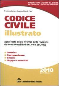 Codice civile illustrato di Francesco Laviano Saggese