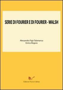 Serie di Fourier e di Fourier-Walsh