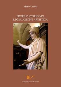 Profilo storico di legislazione artistica