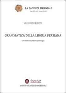 Grammatica della lingua persiana