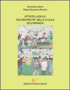 Attività ludica e psicomotricità nella scuola dell'infanzia