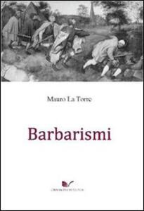 Barbarismi