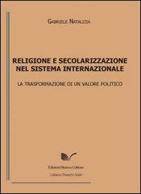 Religione e secolarizzazion...