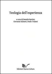 Libro Teologia dell'esperienza