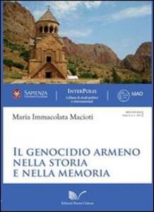 Il genocidio armeno nella storia e nella memoria