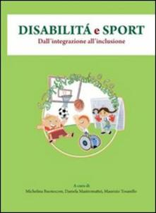 Grandtoureventi.it Disabilità e sport. Dall'integrazione all'inclusione Image