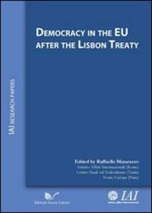 Democracy in the EU after the Lisbon Treaty