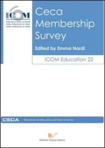 Ceca Membership Survey. Ediz. italiana