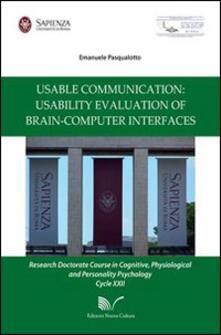 Milanospringparade.it Usable communication: usability evaluation of brain-computer inter-faces Image