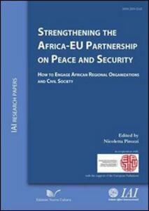 Strengthening the Africa-EU partnership on peace and security