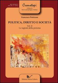 Politica, diritto e società...