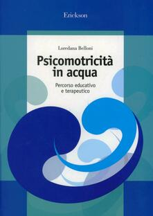 Filippodegasperi.it Psicomotricità in acqua. Percorso educativo e terapeutico Image