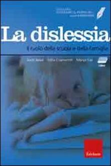 Daddyswing.es Facciamo il punto su... la dislessia. Il ruolo della scuola e della famiglia. Con DVD. Con CD-ROM Image
