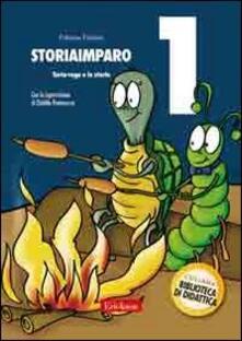 Promoartpalermo.it StoriaImparo. Vol. 1: Tarta-ruga e le storie. Image