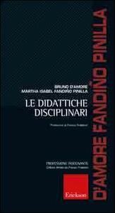 Le didattiche disciplinari