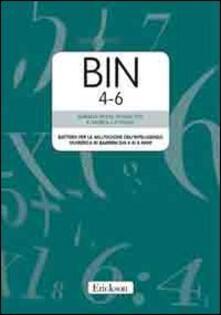 Winniearcher.com BIN 4-6. Batteria per la valutazione dell'intelligenza numerica in bambini dai 4 ai 6 anni Image