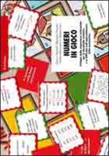 Nicocaradonna.it Numeri in gioco. Sviluppo delle competenze aritmetiche per la discalculia e le difficoltà nell'apprendimento della matematica Image