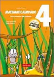 Festivalpatudocanario.es MatematicaImparo. Vol. 4: Tutti al lavoro con Lilli: l'addizione. Image