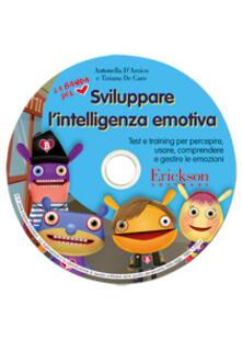Equilibrifestival.it Sviluppare l'intelligenza emotiva. Test e training per percepire, usare, comprendere e gestire le emozioni. CD-ROM Image