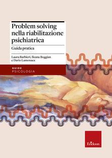 Winniearcher.com Problem solving nella riabilitazione psichiatrica. Guida pratica Image