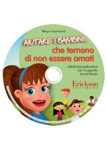 Capturtokyoedition.it Aiutare i bambini che temono di non essere amati. CD-ROM Image