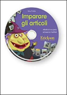 Capturtokyoedition.it Imparare gli articoli. Attività di recupero ed esercizi facilitati. CD-ROM Image