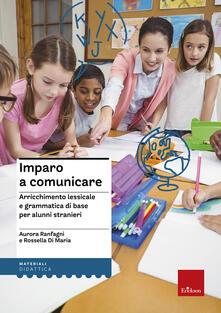 Winniearcher.com Imparo a comunicare. Arricchimento lessicale e grammatica di base per alunni stranieri Image