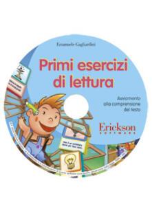 Camfeed.it Primi esercizi di lettura. Avviamento alla comprensione del testo. CD-ROM Image