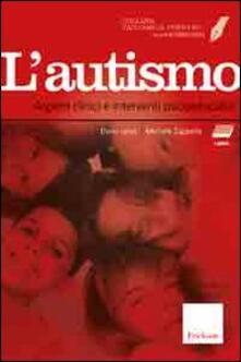 Ristorantezintonio.it Facciamo il punto su... l'autismo. Con DVD. Con CD-ROM Image
