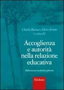 Vitalitart.it Accoglienza e autorità nella relazione educativa. Riflessioni multidisciplinari Image