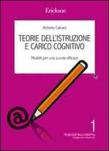 Steamcon.it Teorie dell'istruzione e carico cognitivo. Indicazioni per una scuola efficace Image