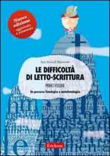 Amatigota.it Le difficoltà di letto-scrittura. Vol. 1: Un percorso fonologico e metafonologico. Image