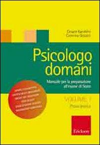 Psicologo domani. Manuale p...