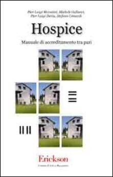 Listadelpopolo.it Hospice. Manuale di accreditamento tra pari Image