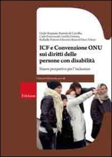 Festivalshakespeare.it ICF e Convenzione Onu sui diritti delle persone con disabilità. Nuove prospettive per l'inclusione Image