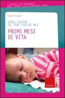 Steamcon.it Cosa sapere su tuo figlio nei primi mesi di vita. Vol. 1 Image